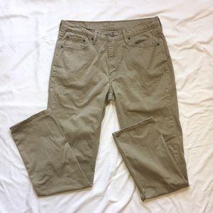 Levi's 541 men's athletic fit stretch jeans 33x34